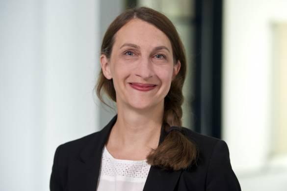 Personalmanagerin Angela Noll