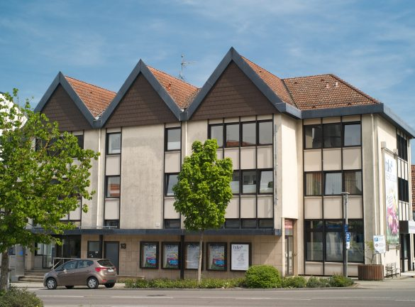 Gebäudeaufnahme Hofgeismar