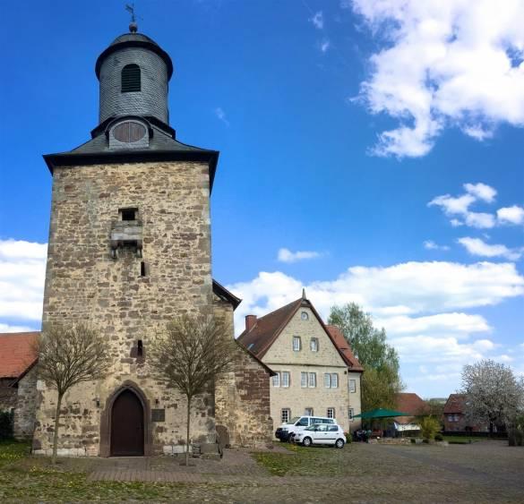 Gebäudefoto Burguffeln