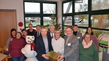 PM Förderverein übergibt 5000 Euro an WfbM Wabern und Malsfeld