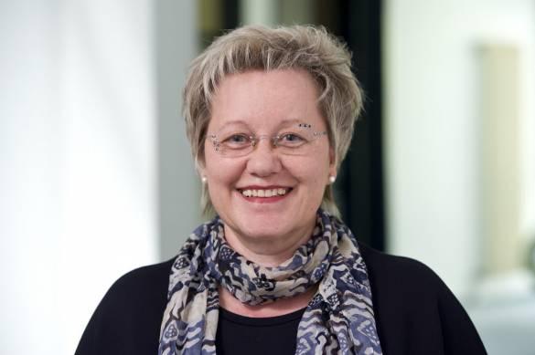 Personal-Sachbearbeiterin Regina Mendel-Obitz