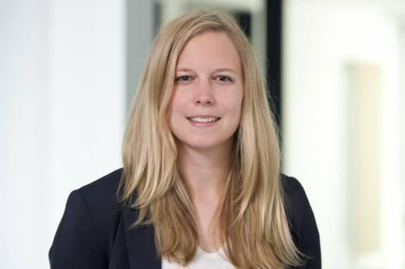 Personalmanagerin Stefanie Rühl