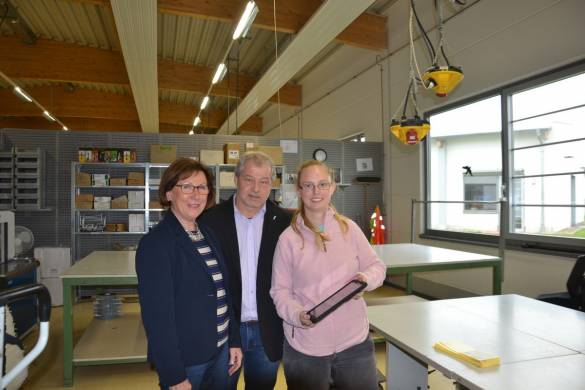 Hans Magiera-Stiftung Spende Malsfeld