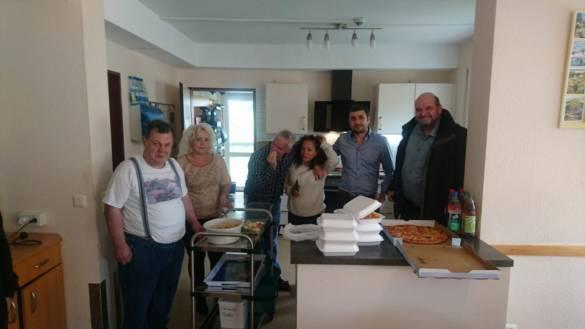 Pizzaspende von San Remo