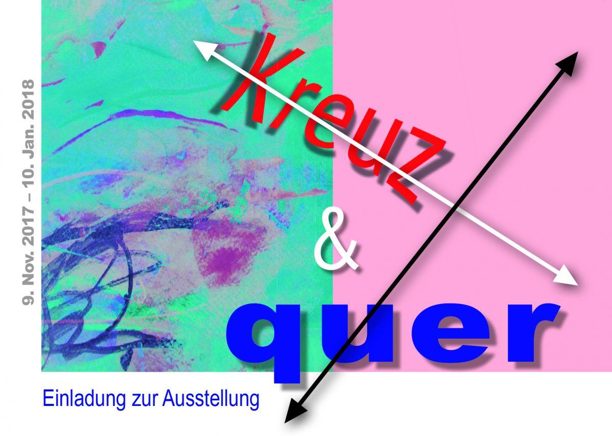"""Ausstellung """"Kreuz & quer"""""""