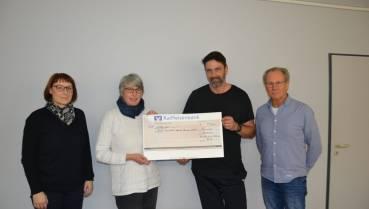 Spende Abteilung Reha-Sport KSV
