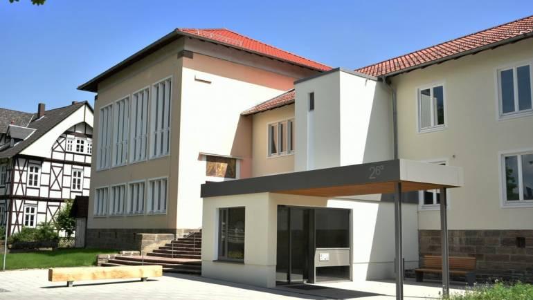 SPZ im Alten Landratsamt, Hofgeismar