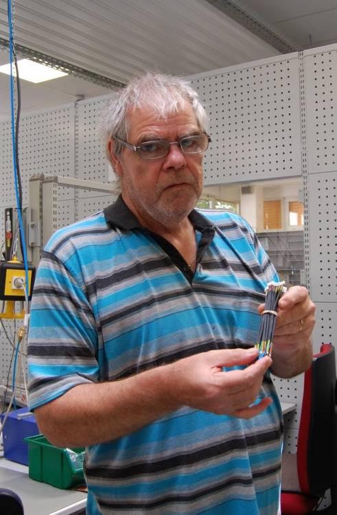 Auch am Tag der offenen Tür wird Harald Lesch arbeiten und den interessierten Gästen seinen Arbeitsplatz zeigen.