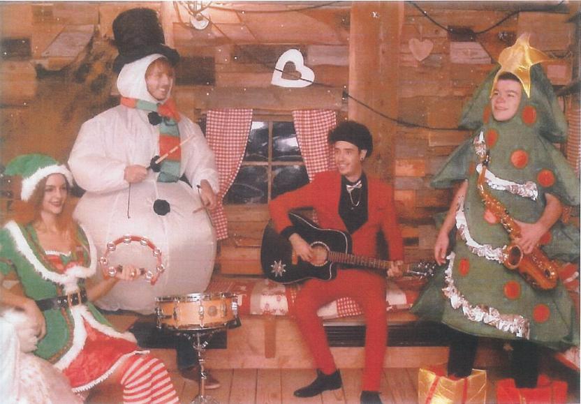 Weihnachtskonzert im Schnuckewerk