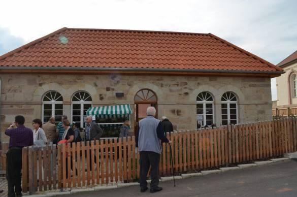 Hofladen Wachhaus im Küchengarten Kloster Haydau