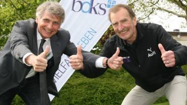 Joachim Bertelmann und Winfried Aufnanger