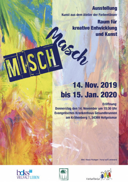 Ausstellung MISCH Masch
