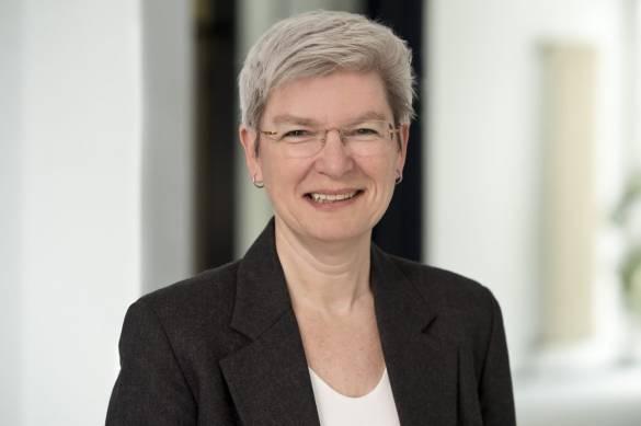 Sabine Jahner, Leiterin des Fachbereichs Berufliche Integration bei der bdks Foto: Bernd Schoelzchen